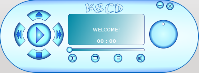 Kscd with SVG support
